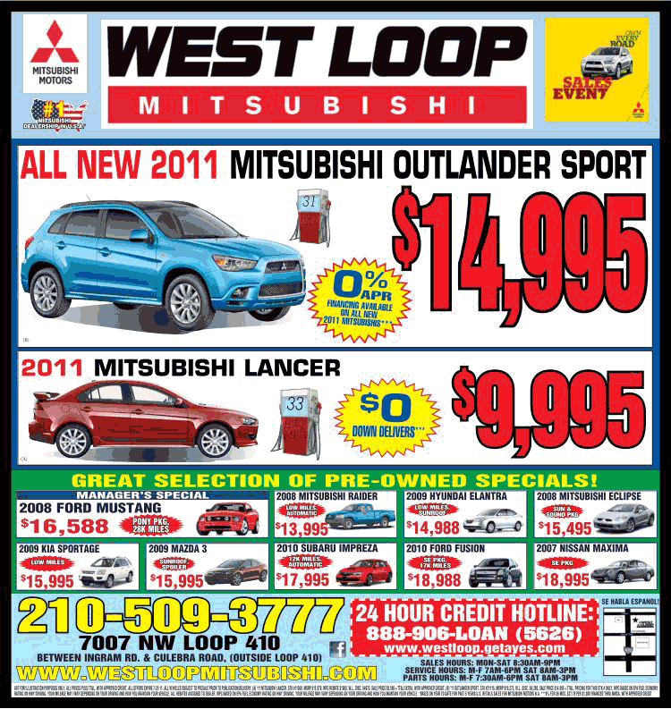 2011 Mitsubishi Lancer Real Dealer Prices - Free ...