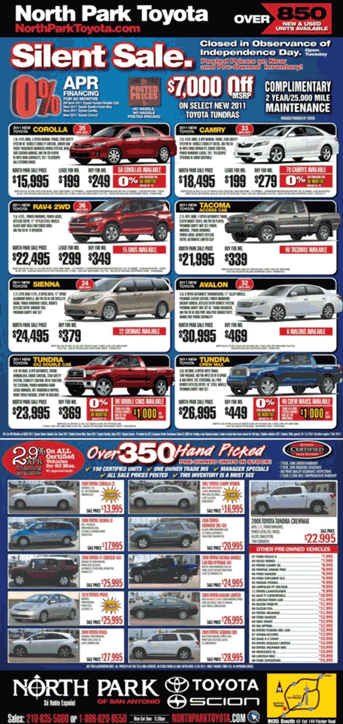 Mall Of Ga Toyota >> 2011 Toyota Tundra Real Dealer Prices - Free - CostHelper.com