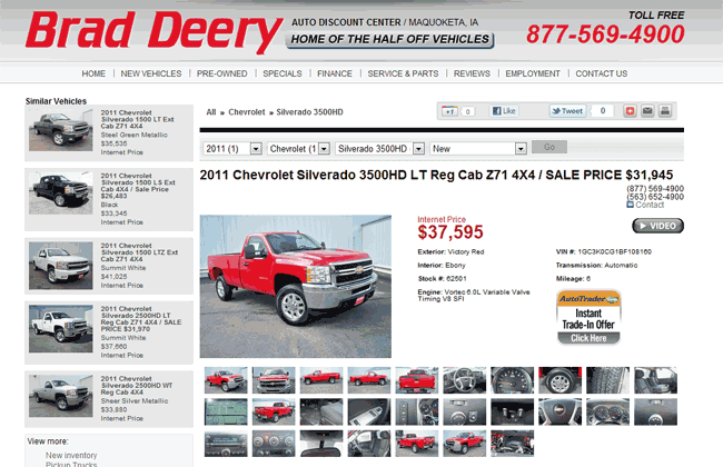 2011 Chevrolet Silverado 3500 Real Dealer Prices Free
