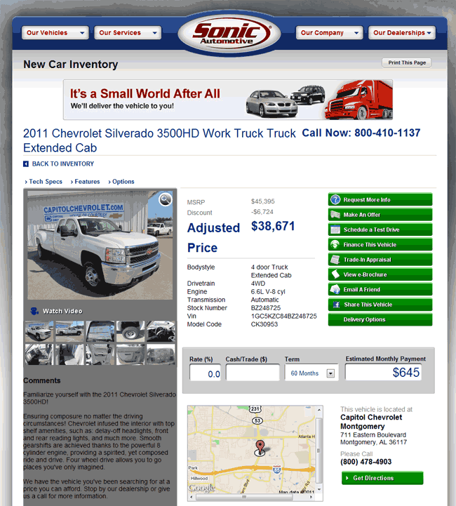 Car Dealerships In Montgomery Al Used Car Dealerships