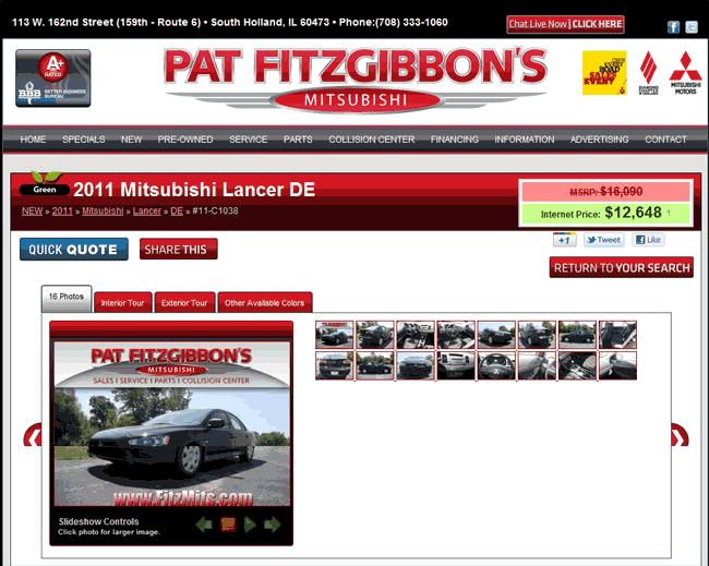 West Loop Mitsubishi San Antonio Tx >> 2011 Mitsubishi Lancer Real Dealer Prices - Free - CostHelper.com