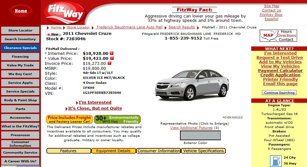 Car Sales Frederick Md
