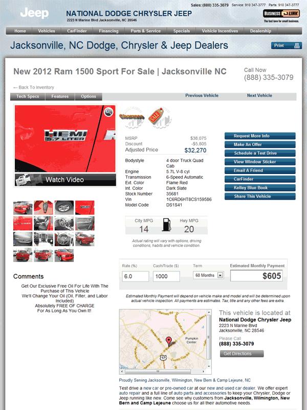 2012 Dodge Ram 1500 Real Dealer Prices Free Costhelper Com