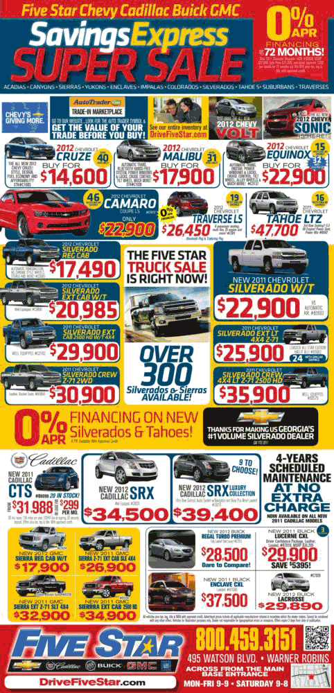 Big Sale Newspaper Ad Dealership Car Pictures Car Canyon