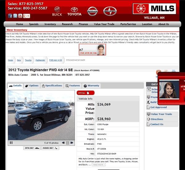 2012 Toyota Highlander Limited: 2012 Toyota Highlander Real Dealer Prices