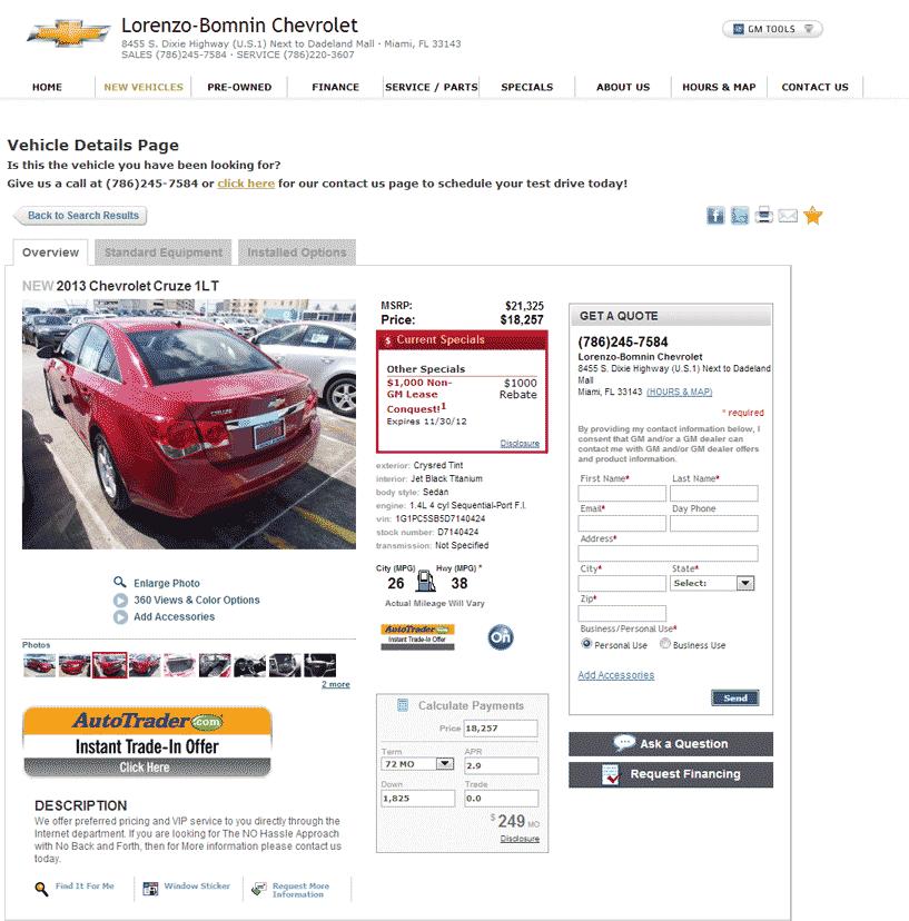 Enterprise Car Sales Tampa Orlando Fl